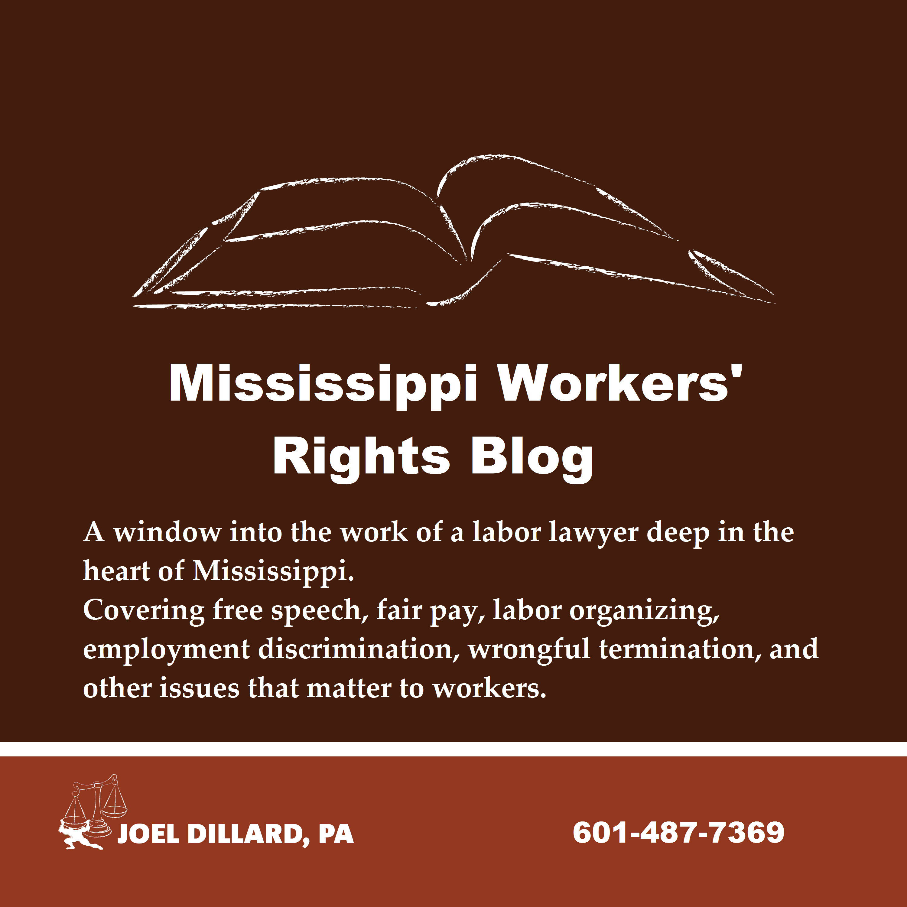 Mississippi Workers' Rights Blog
